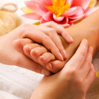Thai Reflexology Foot Massage